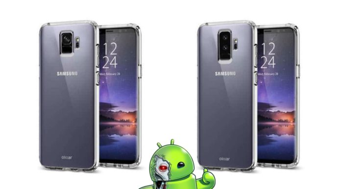 Samsung Galaxy S9 e S9 +