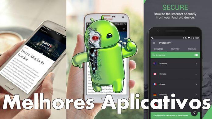 Os 5 Melhores Aplicativos Novos para Android