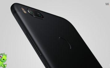nova atualização oreo para o Xiaomi Mi A1