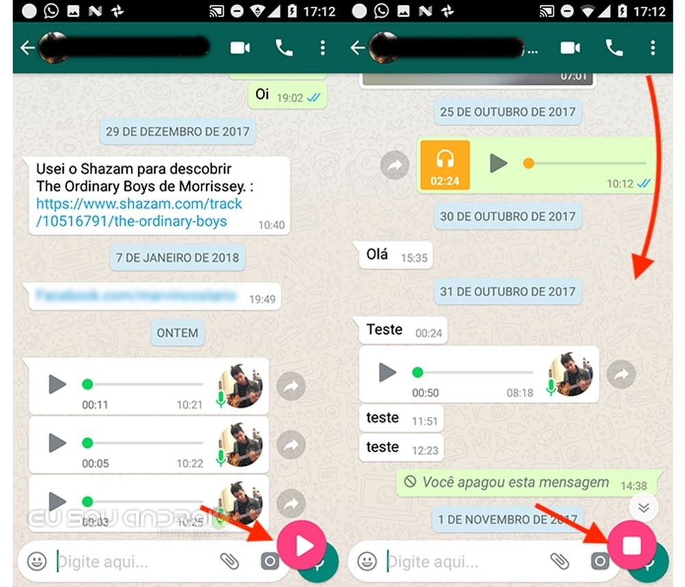 Como tirar print de uma conversa inteira no WhatsApp e em outros Apps