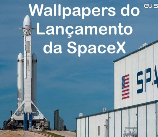 30 Wallpapers da SpaceX
