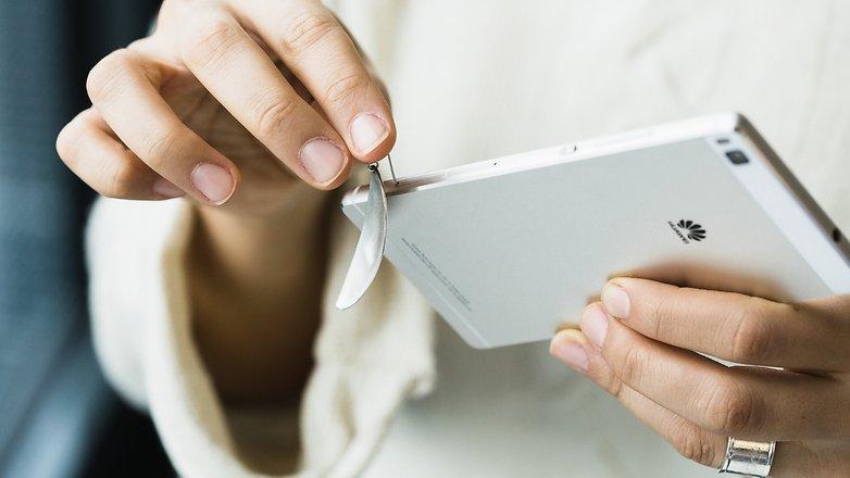Alternativas para Abrir o Slot para Cartão SIM