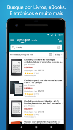 Amazon Shooping