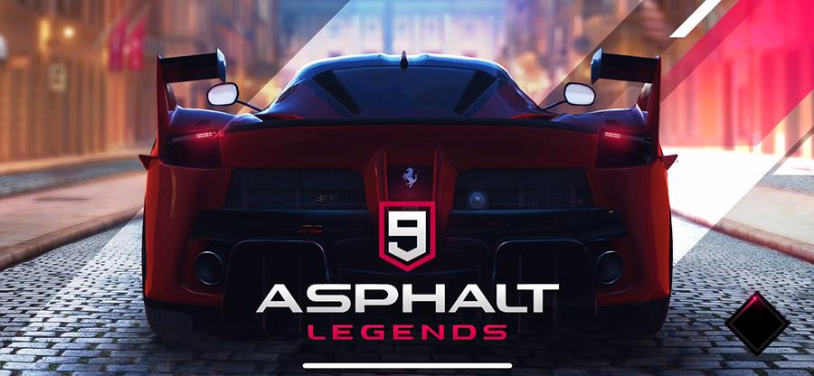 Asphalt 9 chegará em Breve para Android