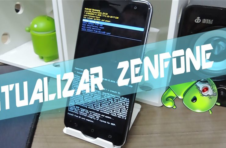 ZenFone 3 - Eu Sou Android