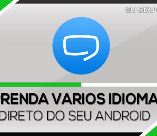 Como aprender qualquer idioma usando o seu Android - Speaky