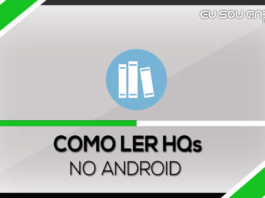 Como ler HQs no seu android - Comic Screen