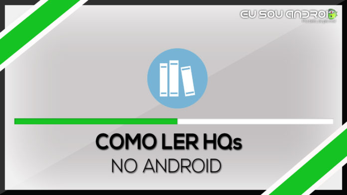 Como ler HQs no seu android - Comic Screen