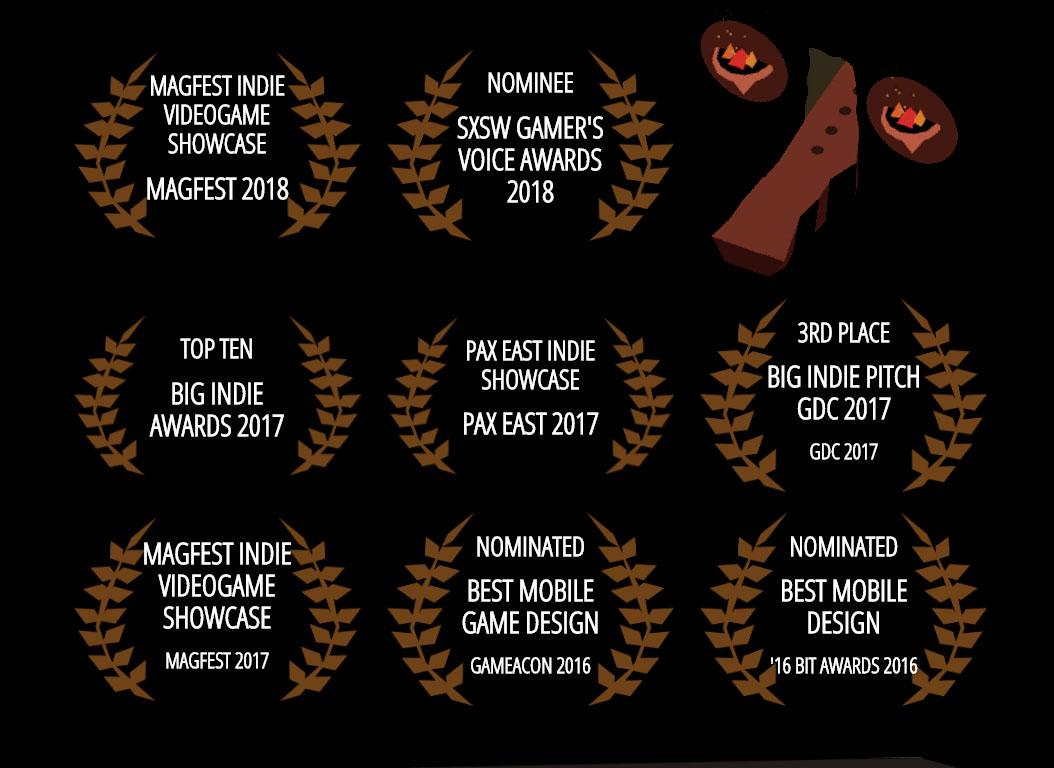 Conheça a Edição Dark de Monument Valley prêmios