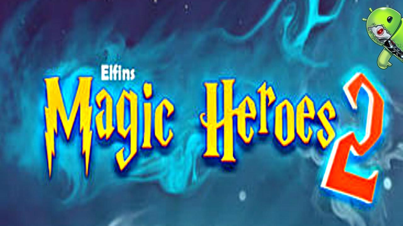 Elfins Heróis Mágicos 2 - Magic Heroes