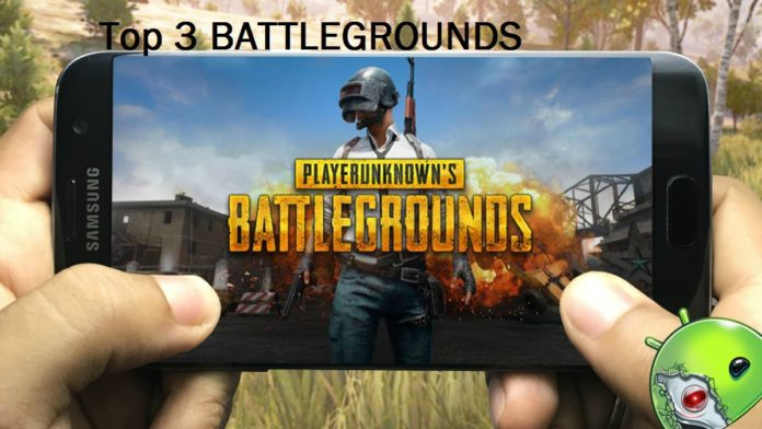 Melhores battlegrounds para android 2018