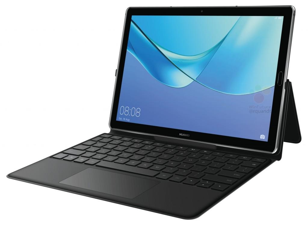 Huawei MediaPad M5 10 Pro Especificações Reveladas (1)
