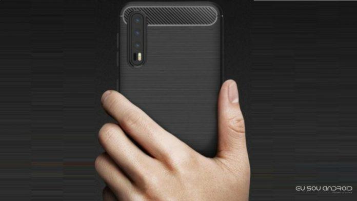Huawei P20 Plus vem com bateria de 4000mAh