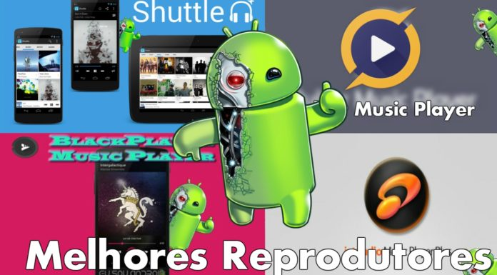 Melhores Reprodutores de Música Para Android