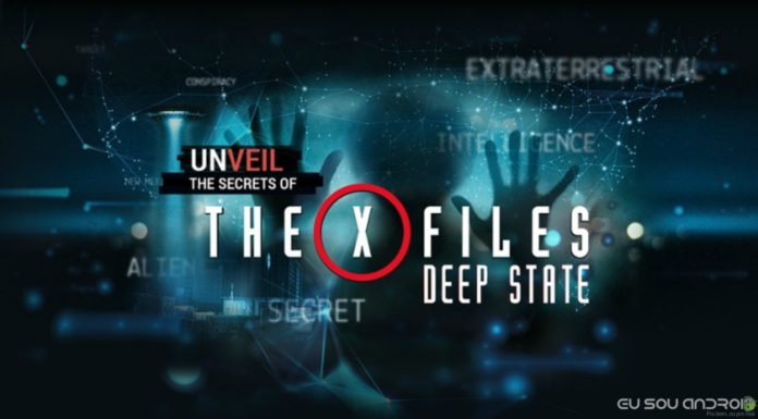Mergulhe no desconhecido no The X-Files Deep State para Android