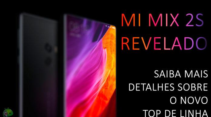 Mi Mix 2S Vaza e Se Revela O Smartphone dos Sonhos