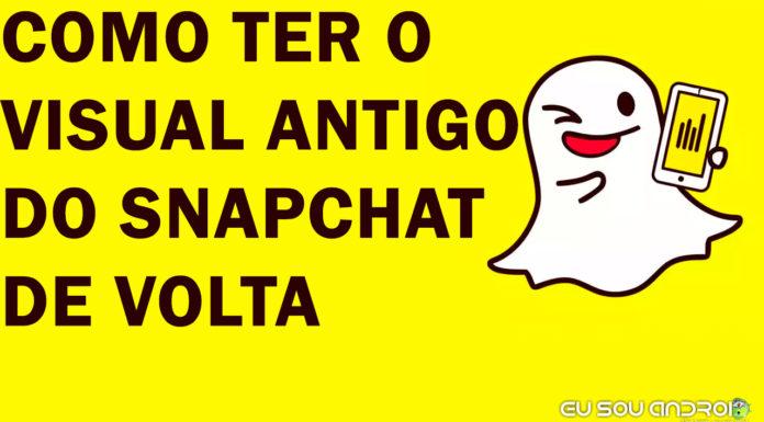 Não Gostou da Atualização do Snapchat? Saiba Como Ter o Design Antigo de Volta!