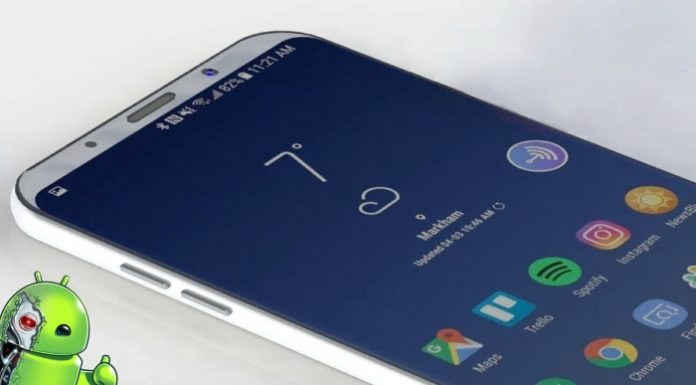 Nova atualização para o Samsung Galaxy A8 + (2018)