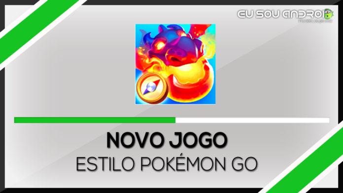 Conheça o Novo Jogo Estilo Pokémon GO: Draconius GO