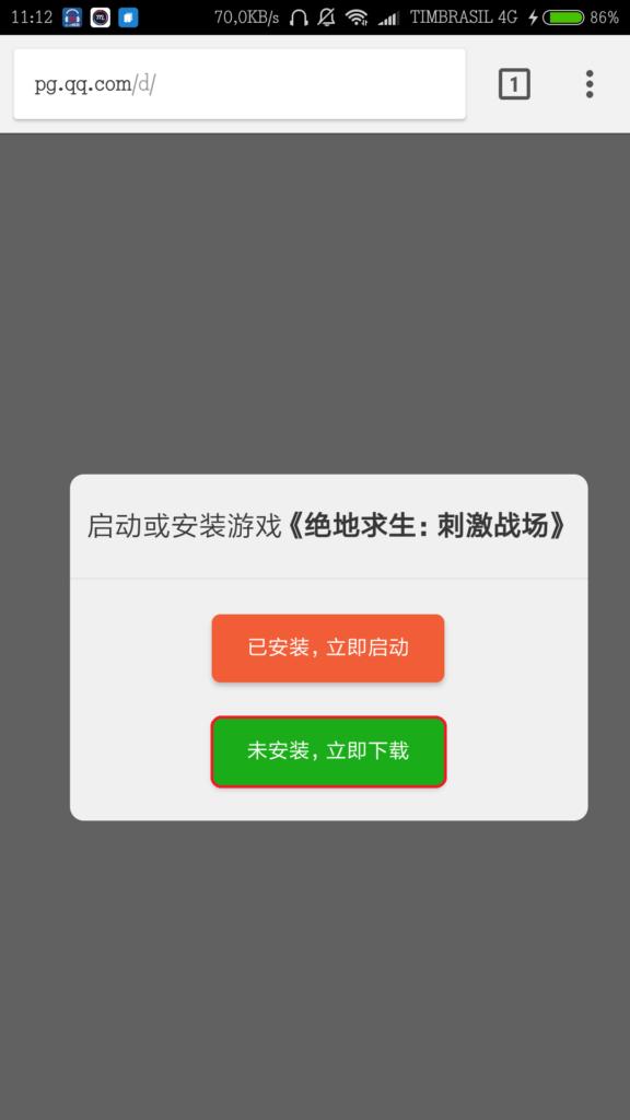 Baixe o PUBG Mobile Lightspeed Chinês Playerunknown%E2%80%99s-Battlegrounds-Battlefield-1-576x1024