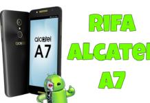 Rifa Alcatel A7