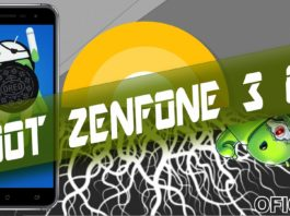 Root Zenfone 3 Android Oreo 8 Oficial ZE552KL e ZE520KL