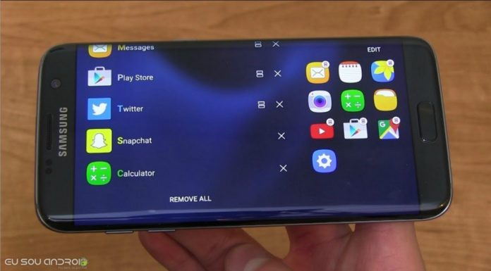 Samsung Experience 9