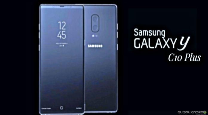 Samsung Galaxy C10 Plus aparece no AnTuTu