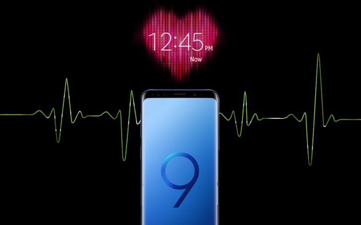 Samsung Galaxy S9 Poderá Medir Sua Pressão