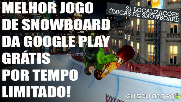Snowboard Party PRO GRÁTIS Por Tempo LIMITADO!