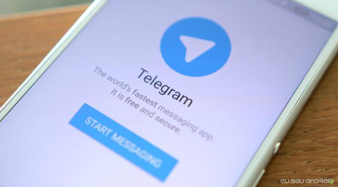 Telegram é atualizado com novas funções