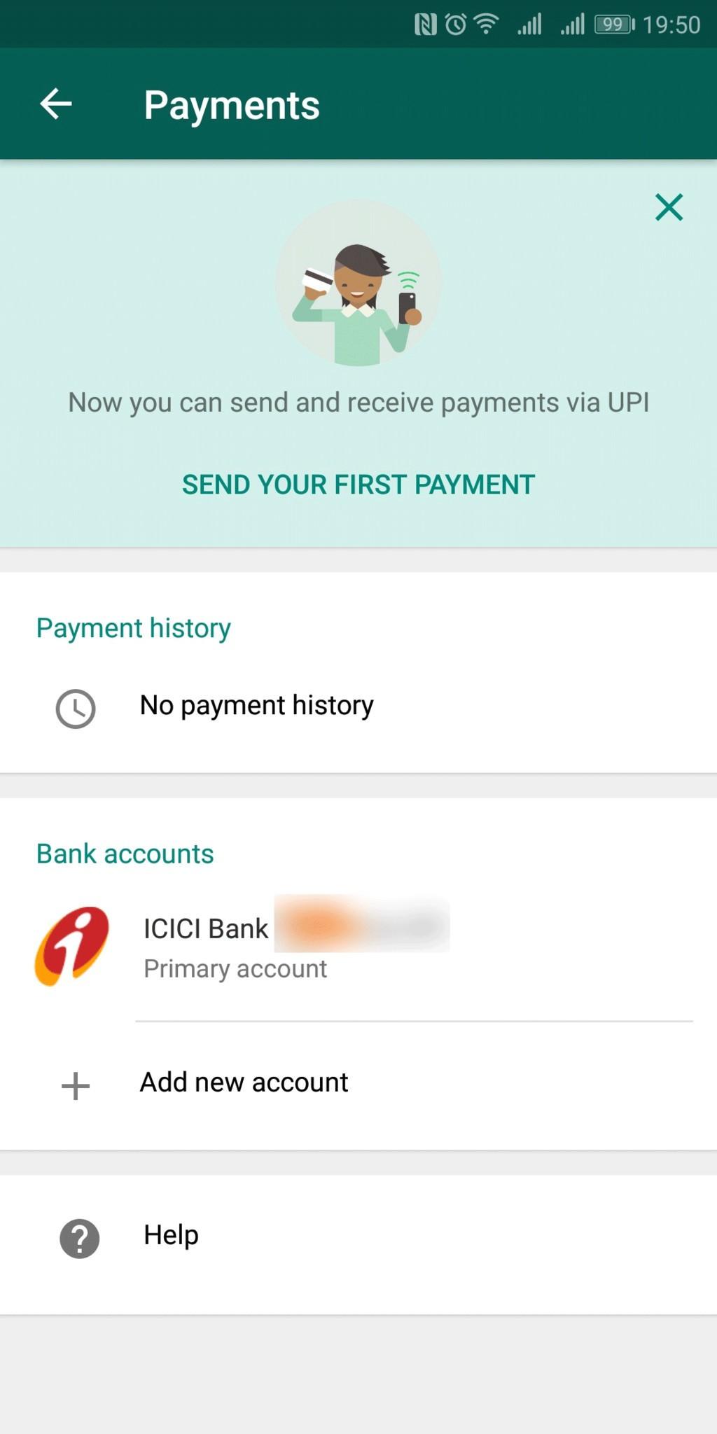 WhatsApp Permitirá Enviar e Receber Dinheiro