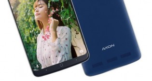 ZTE Axon 9 rumor que ele virá com tela de 18:9 e Snapdragon 845