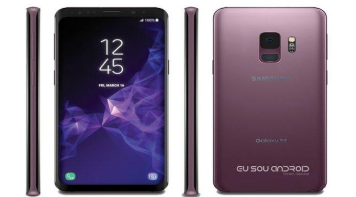 Vazam Imagens e Especificações dos Samsung Galaxy S9 e S9 Plus