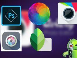 Os 5 Melhores Editores de fotos Para Android