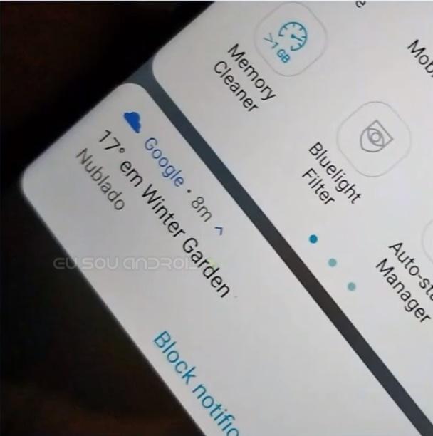 novo Zenfone 5 notificações - linuxBRS