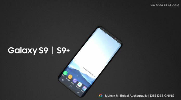 Samsung Galaxy S9 com o Exynos 9810