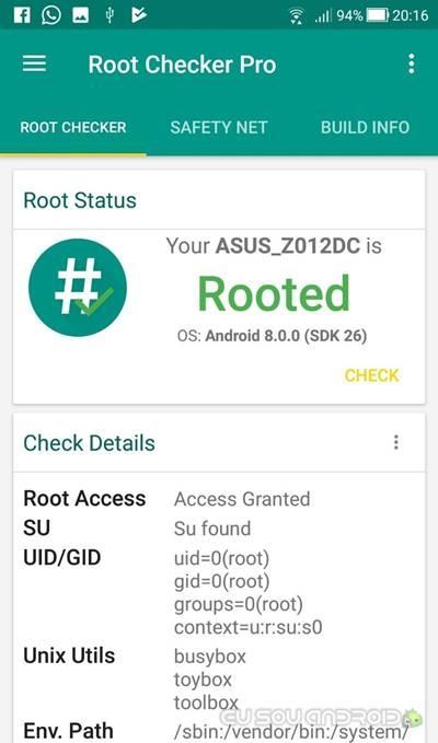 How To Root Asus Zenfone 3
