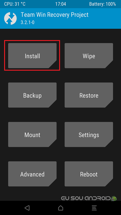 twrp zenfone 3 android oreo2