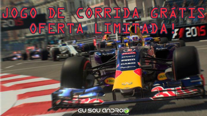 Acelere no F1 2015 de GRAÇA para PC Nessa Promoção!