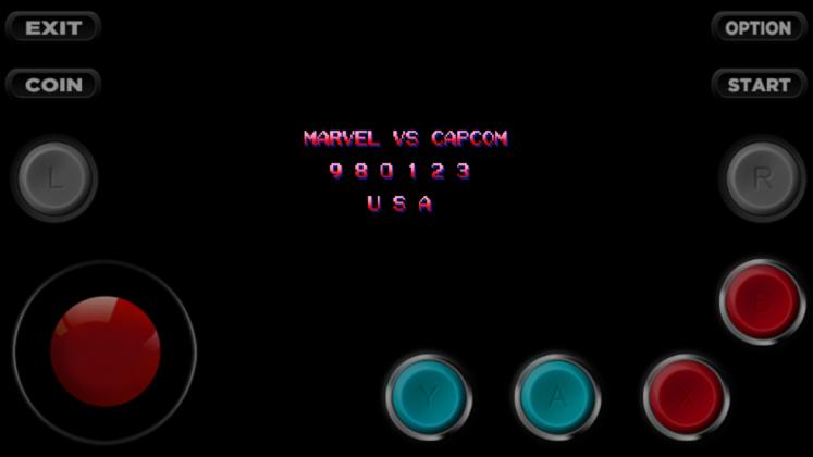 Code Marvel VS Capcom