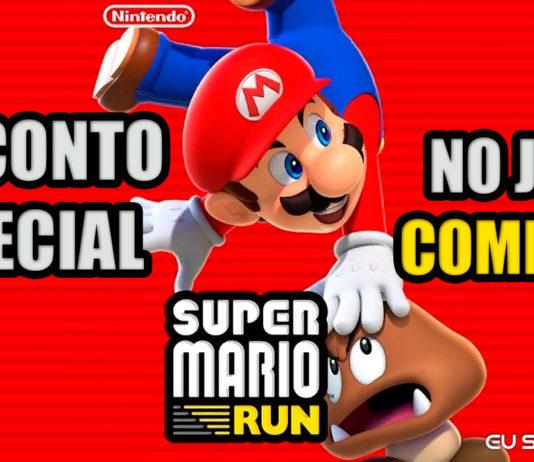 DESCONTO! Super Mario Run completo com 50%!
