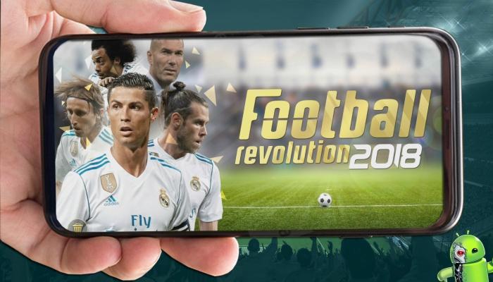 Football Revolution 2018