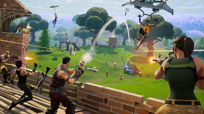 Fortnite Battle Royale chegará em breve para Android