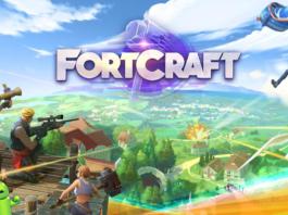 Novo Jogo ao Estilo Fornite - FortCraft