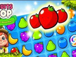 Fruits POP Jungle Adventure