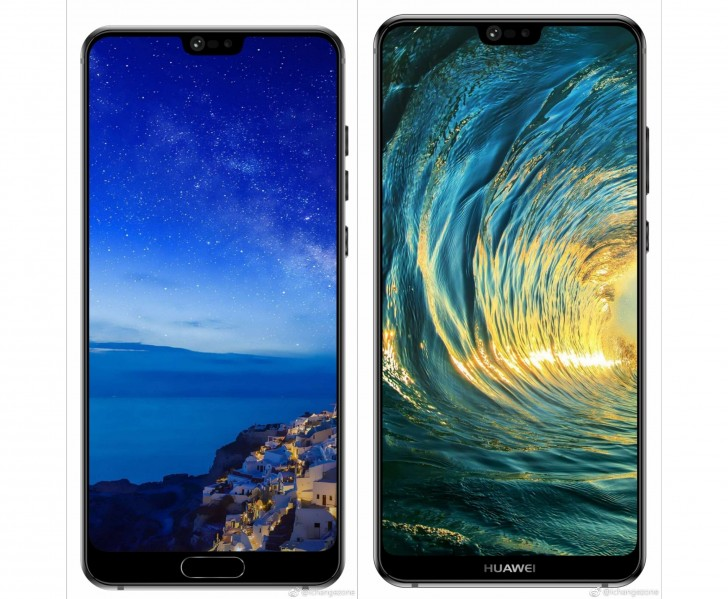 Huawei P20, P20 Pro e P20 Lite