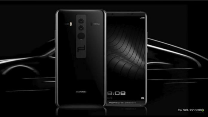 Huawei Porsche Design Mate RS Possui dois Leitores de Impressão Digital