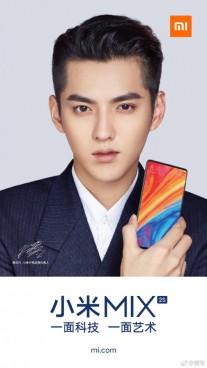 Xiaomi Mi Mix 2S Sem Câmera Selfie no Topo