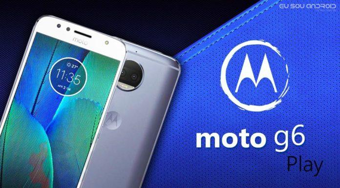 Moto G6 e Moto G6 Play